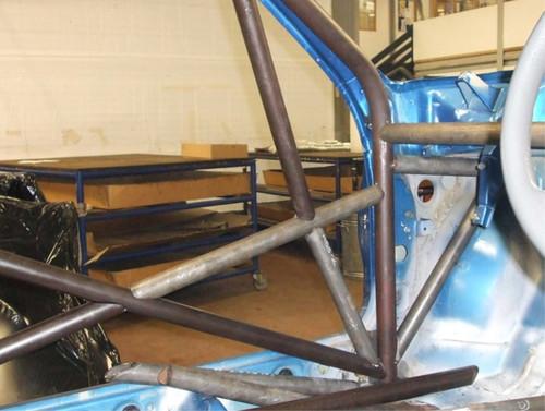 Custom Cages Suzuki Swift Mk2 95-01 - Multipoint [T45]