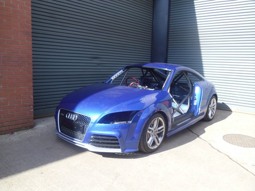 Custom Cages Audi TT Mk2 - Multipoint  [T45]
