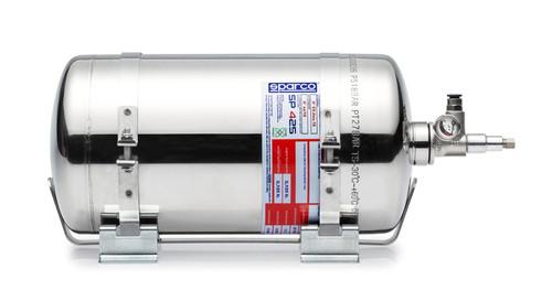 Sparco 4.25L AFFF Electrical Fire System - FIA