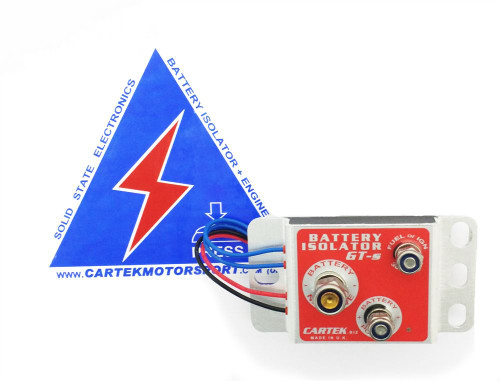 Cartek GT Battery Isolator (unit only)