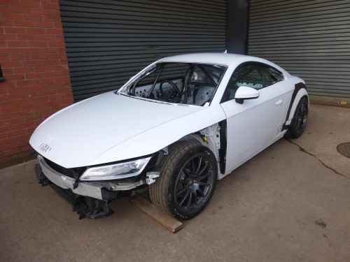 Custom Cages Audi TT Mk3 - Multipoint  [T45]