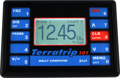Terratrip Rally Computer 101+