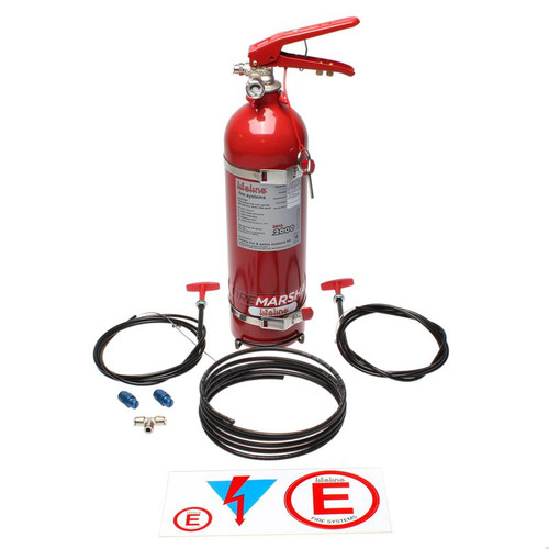 Lifeline Zero 2000 2.25ltr Club Fire Marshal Mechanical System