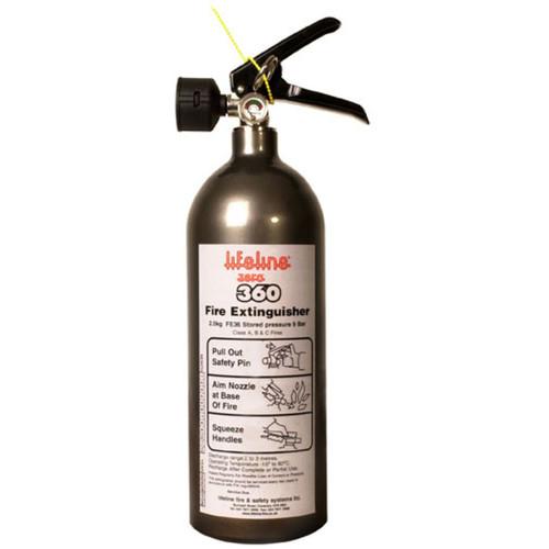 Lifeline Zero 360 Novec 1230 Hand Held 2.0 Kg