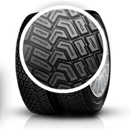 Pirelli K4 Gravel Rally Tire - 195/70R15 - medium