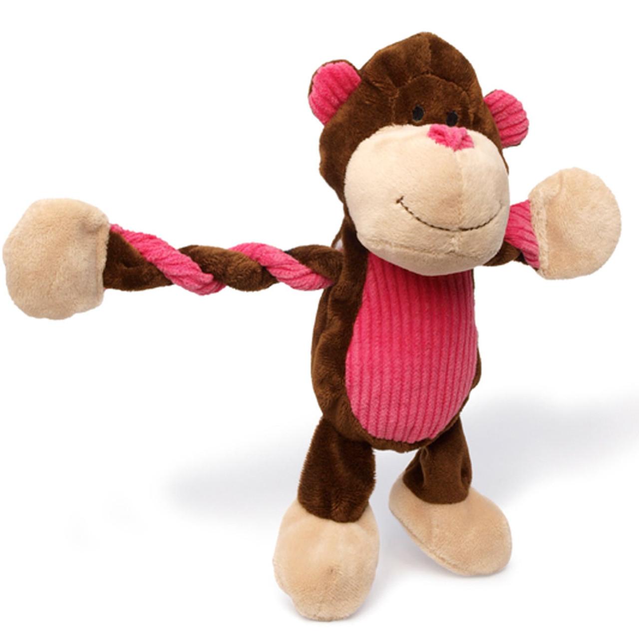 Pulleez Monkey Puppy Kisses