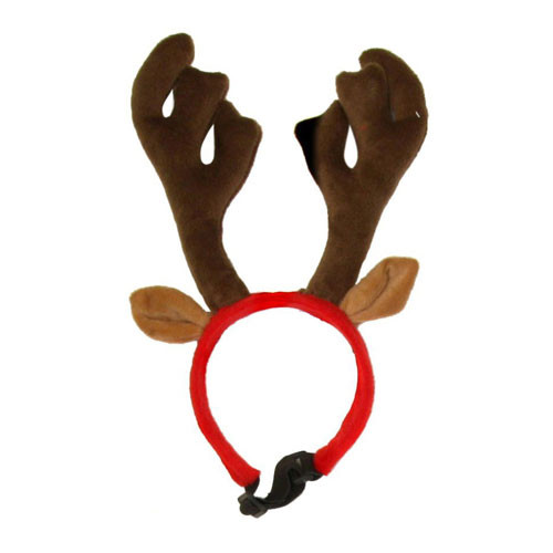 Dog Antlers Brown   2 Sizes