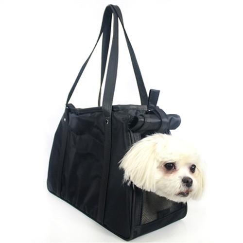 Charlie Black Pet Carrier