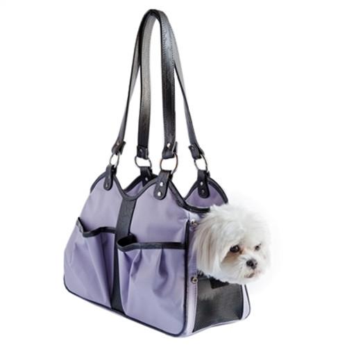 Lilac Metro 2 Pet Carrier