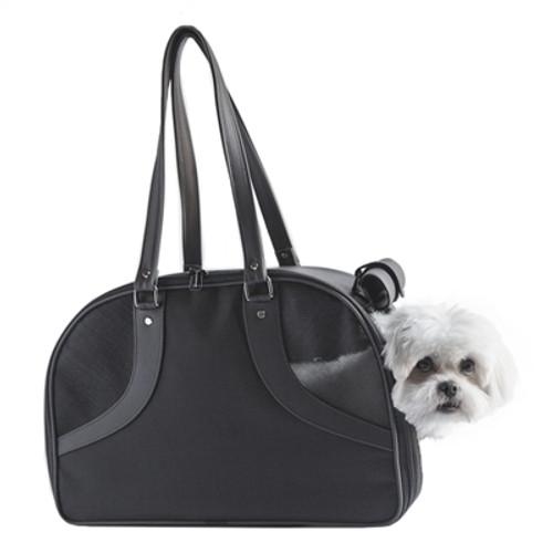 Black Roxy Pet Carrier