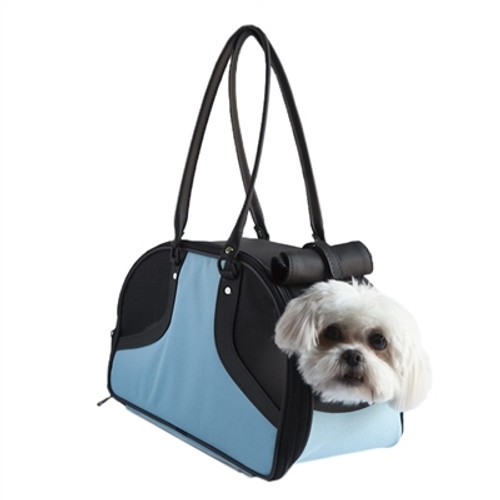 Turquoise Roxy Pet Carrier