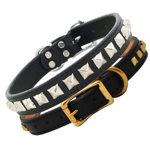 Pyramid Dog Collar