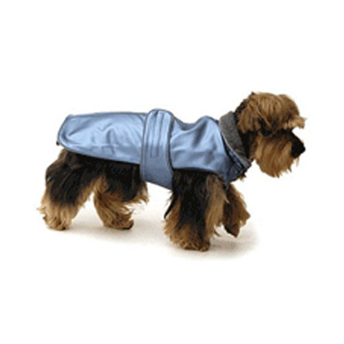 All Weather Dog Coat | Blue