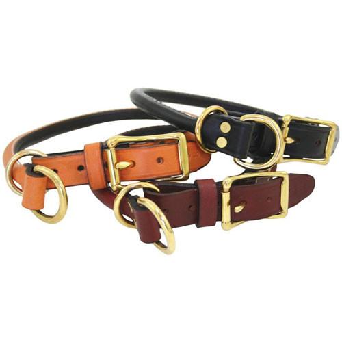 Rolled Combination Training/Choke Collar