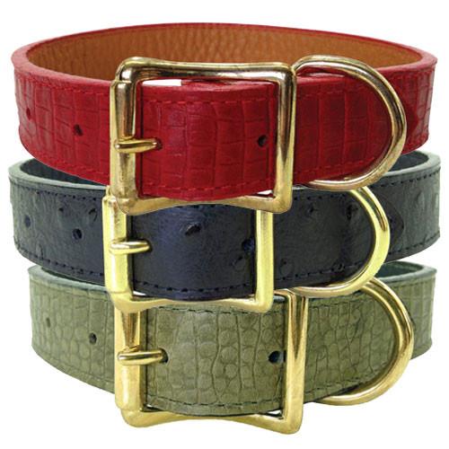 Savannah Dog Collar