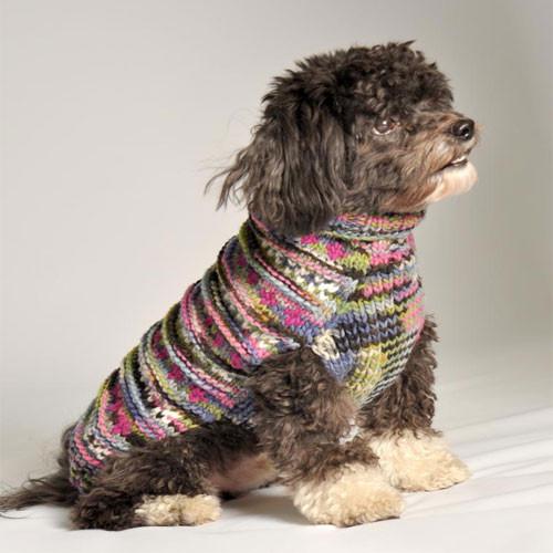 Woodstock Dog Sweater