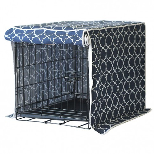 Romeo & Juliet  Dog Crate Cover | 4 Sizes