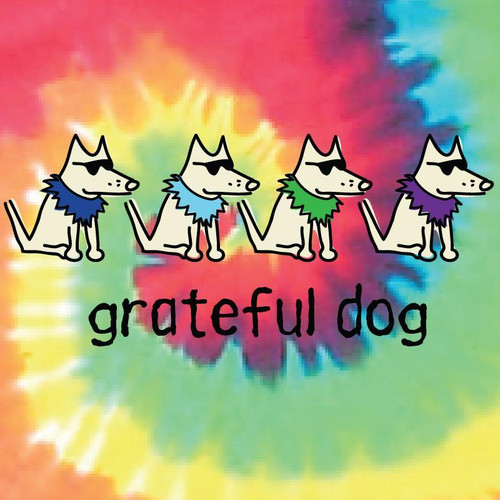Grateful Dog T-Shirt