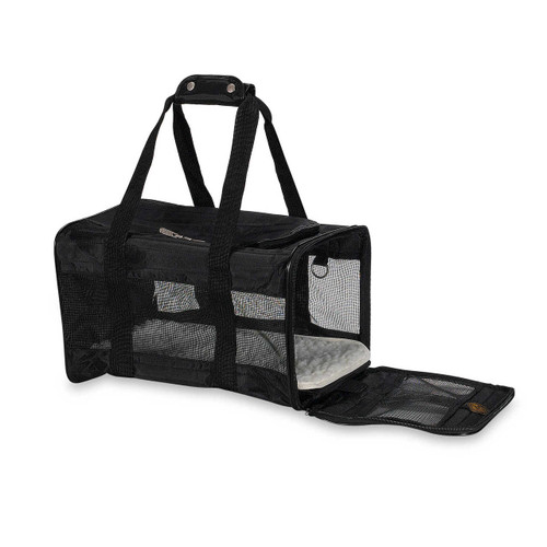 Sherpa Original Deluxe Dog Carrier | Black