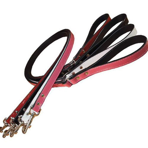 Patent Leather Dog Leash