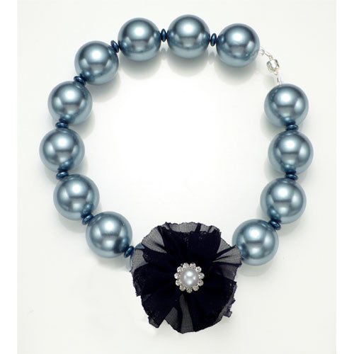 Pearl Strands | Grey | 4 sizes