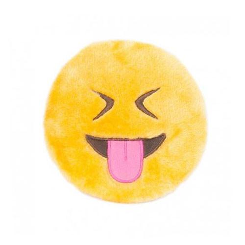 Emojiz Tongue Out Dog Toy