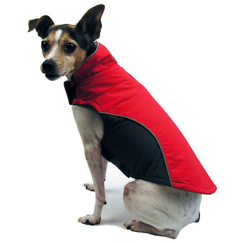 Apex Dog Jacket | Red