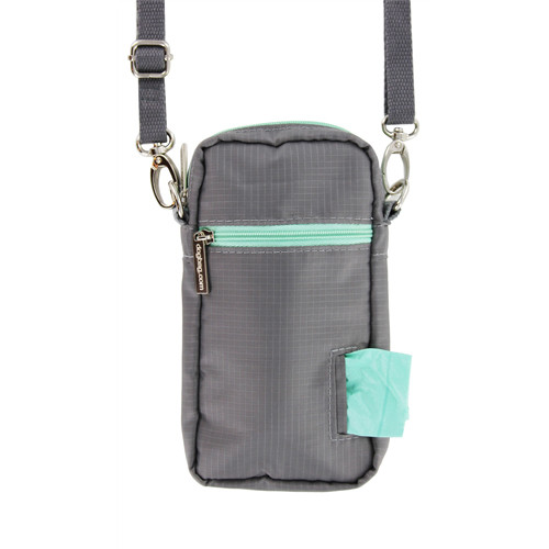 Cross Body Bag | Grey