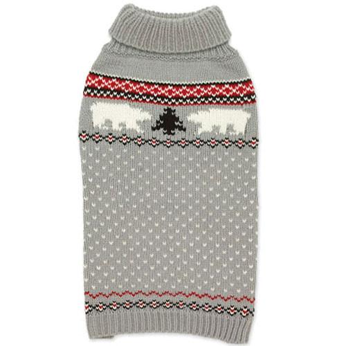 Polar Bear Dog Sweater