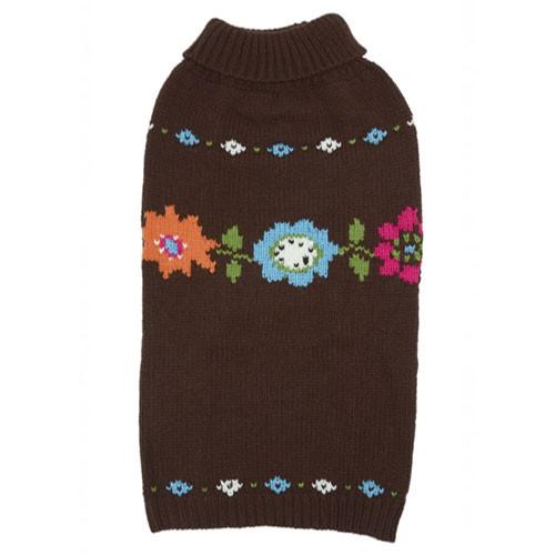 Bella Floral Dog Sweater