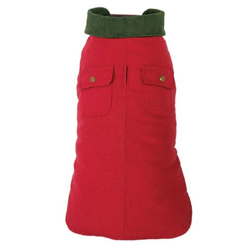 Chester Barn Coat | Red