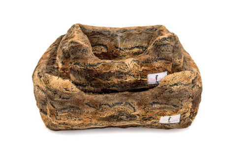 Lux Dog Bed | Red Fox