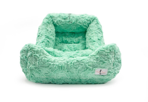Bella Dog Bed | Mint