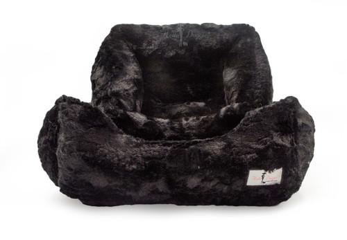 Bella Dog Bed | Black