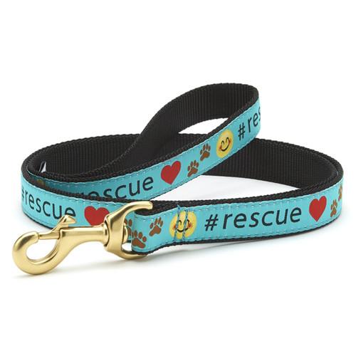 #Rescue Dog Leash