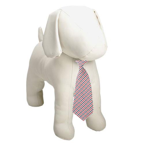 George Cotton Dog Necktie