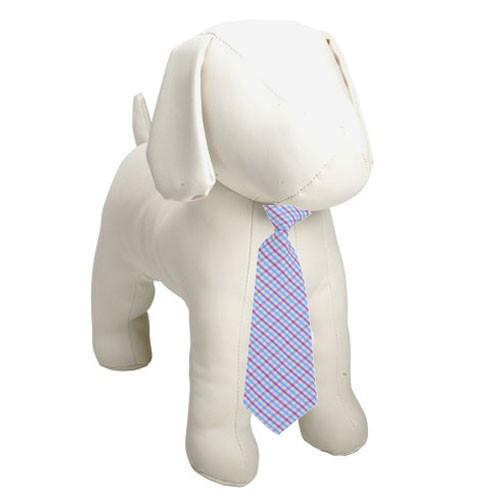 David Cotton Dog Necktie