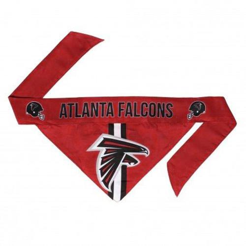 Atlanta Falcons Tie-On Dog Bandana