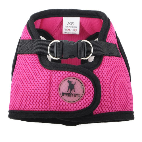 Sidekick Harness | Pink | Front