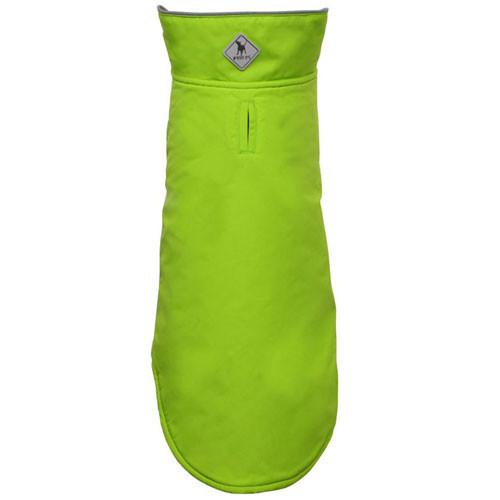 Worthy Dog Apex Dog Jacket | Apple Green