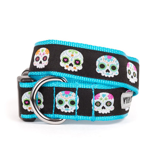 Skeleton Dog Collar