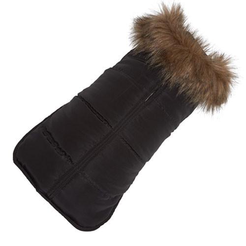 Aspen Puffer Coat | Black