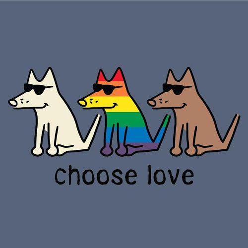 Choose Love Classic T-Shirt
