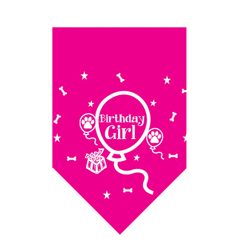 Bandana | Birthday Girl