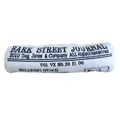 Dog Toy | Bark Street Journal