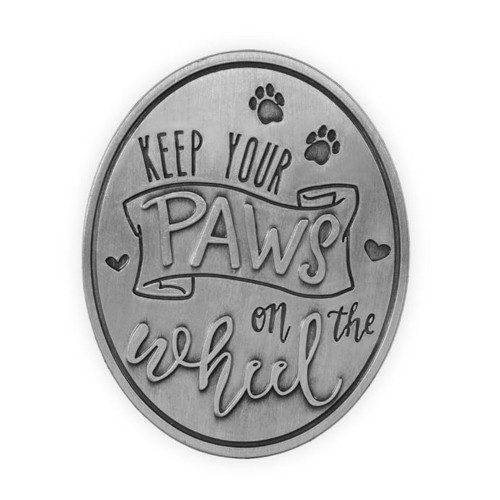 Pawsitive Visor Clip | Keep Your Paws on the Wheel