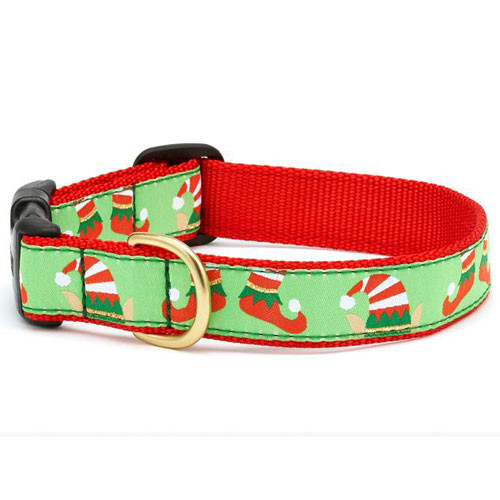 Elves Dog Collar