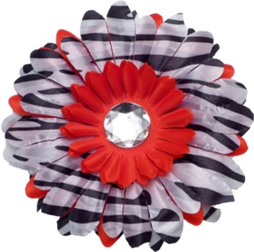 Red Zebra Collar Bud