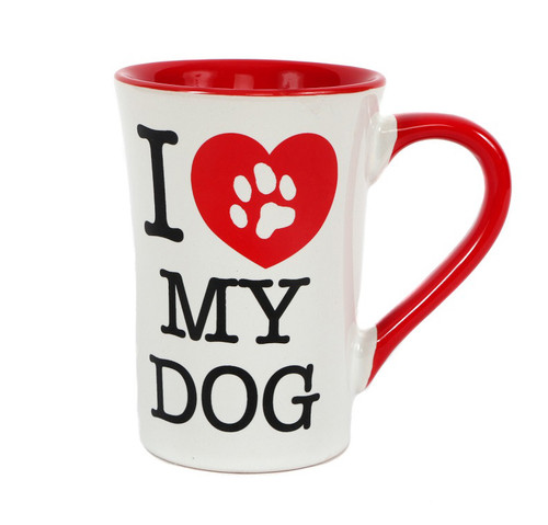 Mug | I Love My Dog