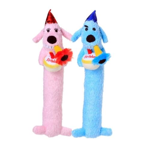 Happy Birthday Dog Tug Toy